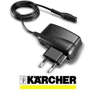 karcher 26331070 chargeur de batterie nettoyeur vitre 5v wv2 wv50 xv75 66542670 ebay. Black Bedroom Furniture Sets. Home Design Ideas