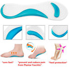 2x Gel Orthopedic Orthotic Arch Support Insole Flatfoot Correction Shoe Insole