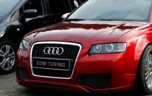 Spoiler-Motorhaube-Audi-A4-8E-CDW-Tuning-Single-Frame