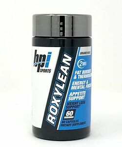 BPI Sports RoxyLean Weight Loss 60 Capsules