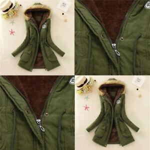 Winter-Warm-Women-Long-Coat-Fur-Hooded-Parka-Thicken-Overcoat-Jacket-Hot