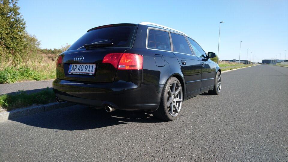 Audi A4, 1,8 T 163 Avant, Benzin