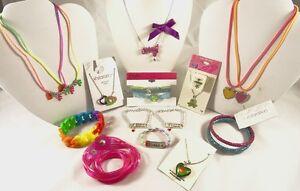 Fantastic Brand New 12 Piece Tween Girls Costume Jewelry Lot