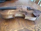 E L Minarski of Hamburg 4/4 Violin, Berini Bow and Case -- No reserve