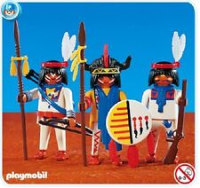 Playmobil 7659 Native Americans 3 figures mint in Bag Add On NEW 144
