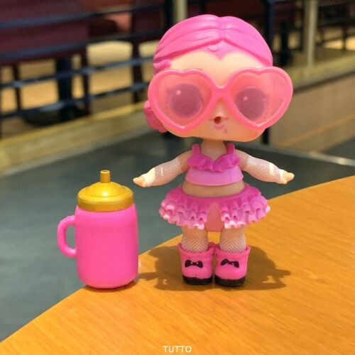 Lol Surprise Countess Under Wraps Series 4 doll dress as Picture SDUS1
