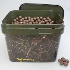 0-50-100g-malvada-boilies-5kg-18mm-10l-en-el-cubo-de-forraje-karpfenkoder-dif-variedad