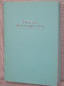 TIFFANY-RETROSPECTIVE-1999-Exhibition-Ltd-Fashion-Mode-Art-Photo-Book-Art-Deco