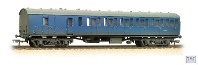 34-633 Bachmann Oo/ho Gauge Br Mk1 Suburban Second Brake Blue Weathered