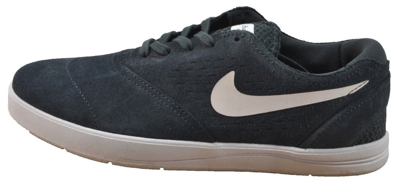 Seasonal price cuts, discount benefits Nike ERIC KOSTON 2 Anthracite White Suede Skate Discounted Price reduction Men's Shoes