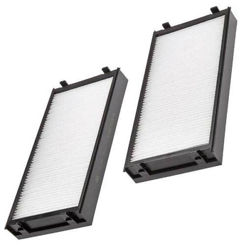 Mann Cabin Pollen Filter Set Of 2 Fits BMW X6 E71 E72 2008-On X5 E70 07-On SUV