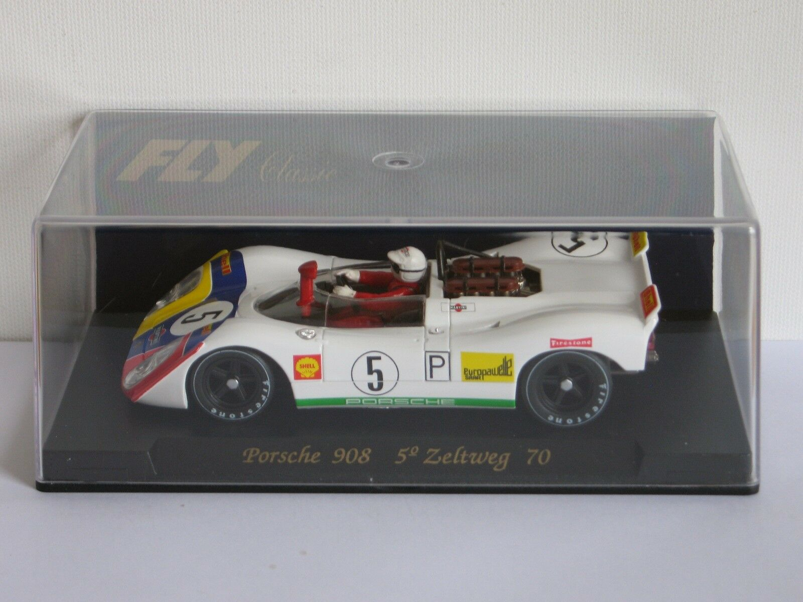 FLY Car Classic Porsche 908 5° Zeltweg 1970 Martini - Ref. C16