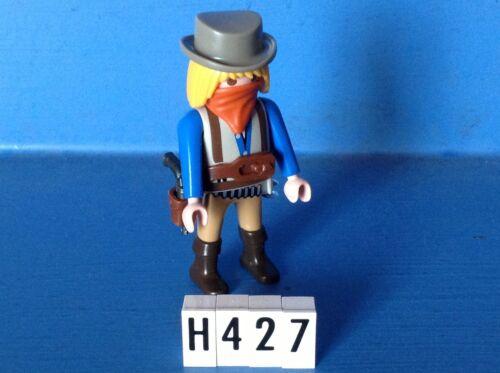 H427 playmobil cow boy western