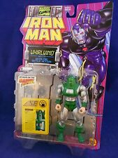 "Marvel 1994 Iron Man Series - ""Whirlwind"" - Toy Biz – MIMP Action Figure"