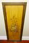 thumbnail 2 - Vintage Primitive Hand Painted Wood Board Fruits Apples Grapes in Wooden Frame