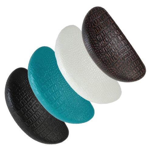 Sonia originelli Etui à lunettes bicolores rigide simili cuir velouté Lunettes NEUF