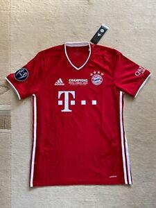 FC Bayern Trikot Home 2020/2021 Sonderedition Champions ...