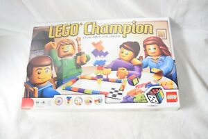 Lego-Champion-3861-Board-Game-2011-NEW-Sealed-amp-Never-Played