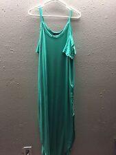 e34b60db37 item 4 Women s Cold Shoulder Maternity Dress W Pockets by Mother Bee- Aqua-  Size L -Women s Cold Shoulder Maternity Dress W Pockets by Mother Bee-  Aqua- ...