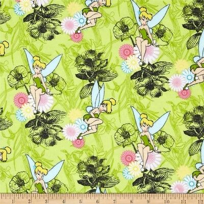 JUNGLE  ANIMALS  ON  LIME  GREEN  Cotton  FLANNEL  By Yard