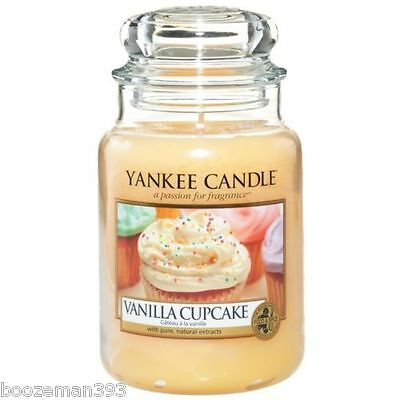 Yankee Candle Large 22oz Jar -Up to 32% off Selected Fragrances - FREE POSTAGE