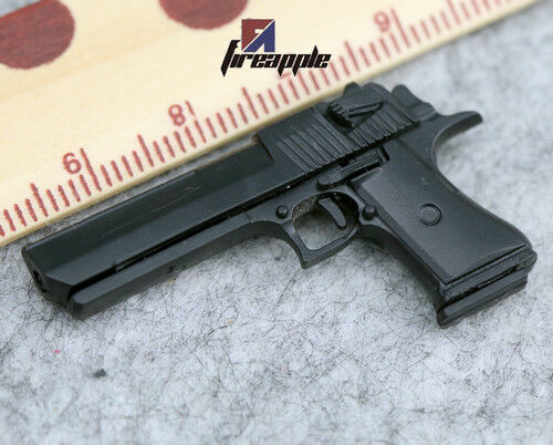 "1//6 Scale Desert Eagle Gun For 12/"" Action Figure Rifle Model Weapon Soldier Army"