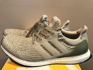 "Adidas Ultra Boost 3.0 BA8847 Pearl Grey ""OLIVER COPPER"" NMD DS  8a5b6da59dc4"