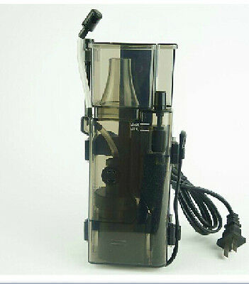 Mini / Nano / Slient Protein Skimmer Aquarium Fish / Coral Tank With Pump 300L/H