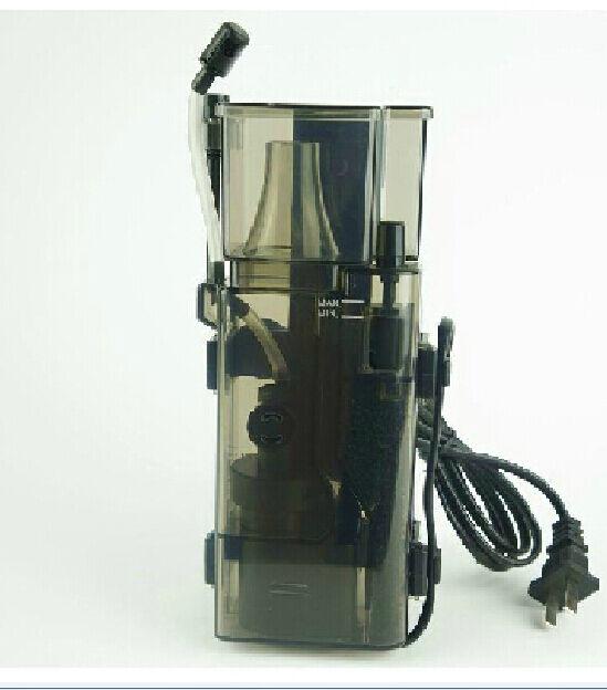 3.5w 300L/H Hang On Aquarium Marine Fish Tank Protein Skimmer Water Pump