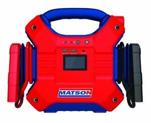 Matson-Jump-Starter-12-24v-1200amps-Peak-Up-to-15-Litres-32000mAh-Lithium