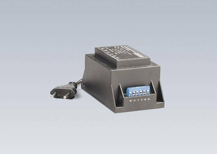 Ftuttier Trasformatore 180641 50va 50 Watt NUOVO OVP OVP OVP 84ab3a