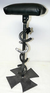 Custom Made Farriers Stand Hoof Jack Horse Shoeing Stand INV13555