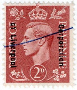 I-B-George-VI-Commercial-Overprint-Corporation-of-Liverpool