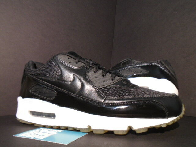 2011 Nike Air Max 90 Premium CBF BRAZIL SPACE JAM BLACK WHITE 333888-009 NEW 12
