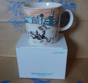 Moomin-Mug-Cup-Arabia-Moomin-Valley-Park-Japan-LIMITED-2019-NEW-EMS-Shipping