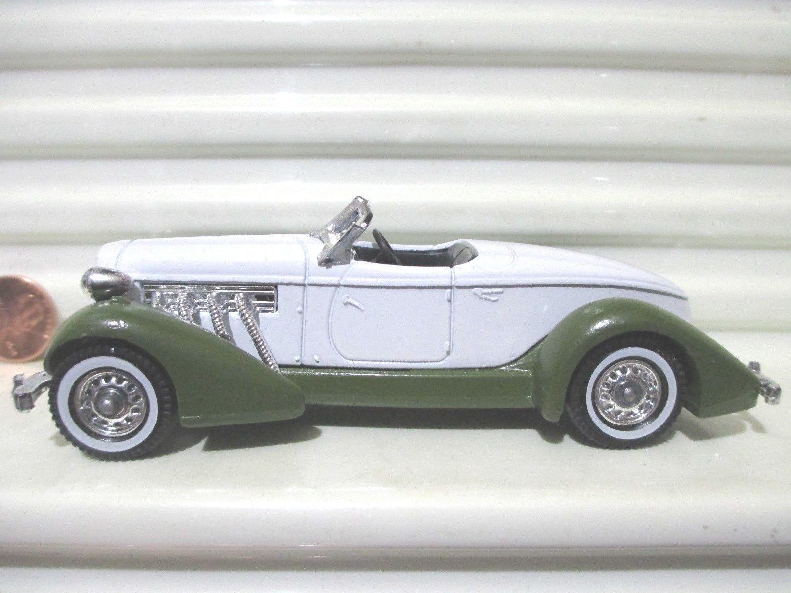Matchbox Models of Yesteryear 1978 Y19A 1936 AUBURN SPEEDSTER 851 No Y , 197_