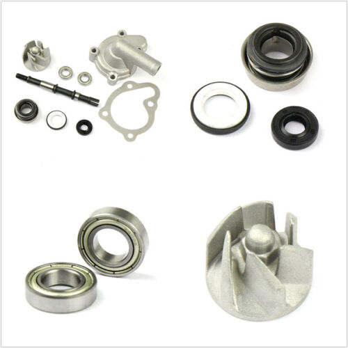 ATVs Water Pump Thermostat Assembly For 250cc Scooter Go Kart Honda Helix CN250
