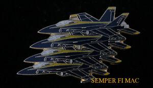 US-NAVY-BLUE-ANGELS-F18-HORNET-ECHELON-ANGEL-HAT-LAPEL-PIN-UP-TIE-TAC-USS