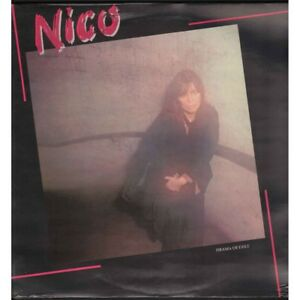 Nico-Lp-Vinile-Drama-Of-Exile-Base-Record-Aura-Aul-715-Sigillato