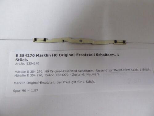Märklin 354270 Märklin H0 Original-Ersatzteil Schaltarm Neuware
