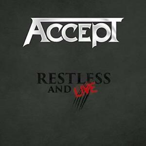 ACCEPT-Restless-And-Live-2017-Limited-Edition-2xCD-DVD-box-set-NEW-SEALED