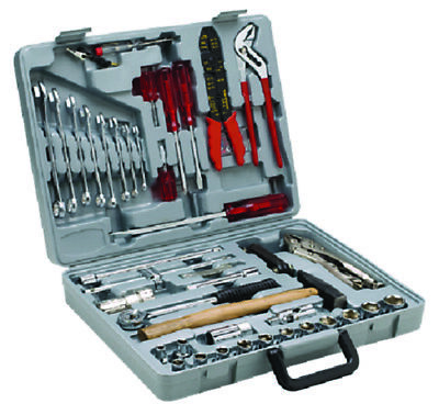 BOAT TOOL KIT 76 PIECE DELUXE 79861 SEACHOICE MARINE GREAT HOLIDAY GIFT BOATING