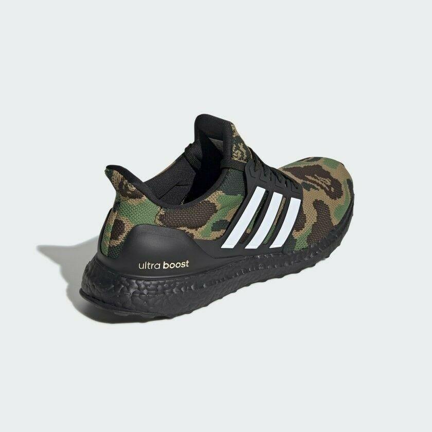 Adidas X Bape ULTRABOOST BAPE