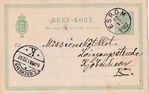 Postkarte-verschickt-von-Esrom-Daenemark-nach-Kopenhagen-aus-dem-Jahr-1897