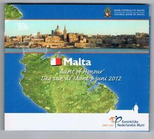 MALTA-2012-DAG-VAN-DE-MUNT-GUEST-OF-HONOUR-EURO-8-COINSET-BU-BLISTER