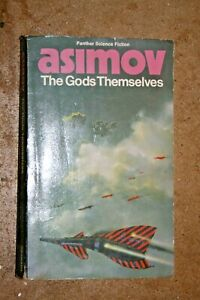 Vintage The Gods Themselves Isaac Asimov DoubleDay 1972