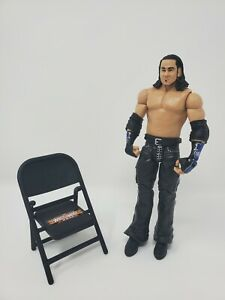 WWE-Matt-Hardy-Wrestlemania-26-Mattel-Basic-Wrestling-Action-Figure