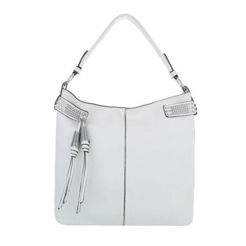 Damen Handtasche Tasche Schultertasche 4167 Ital-design