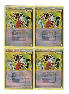 4x Registeel Rare Reverse Holo League Promo Card #68 Pokemon Promo x4 Playset