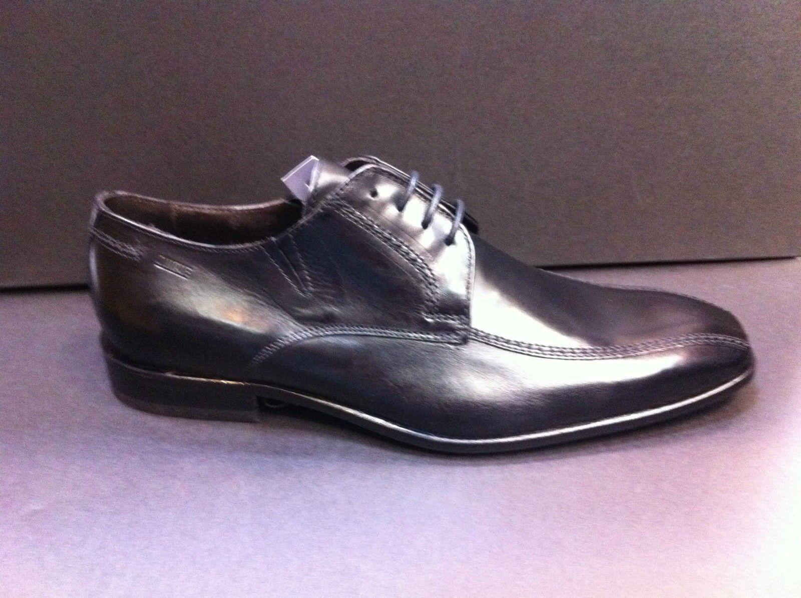 Cinque Schuhe CIVENEZIA Business Schwarz Herrenschuhe Luxus Elegant Echtleder Schwarz Business 21c6fe